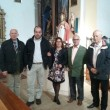 Alcaldesa y Autoridades