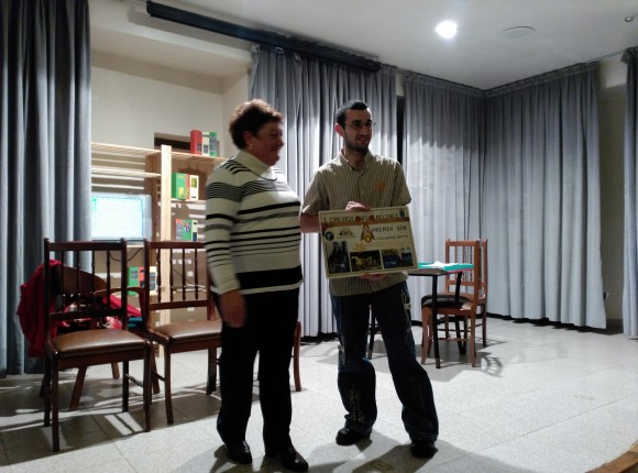 "Ganador  ""1º concurso de Belenes 2015"""