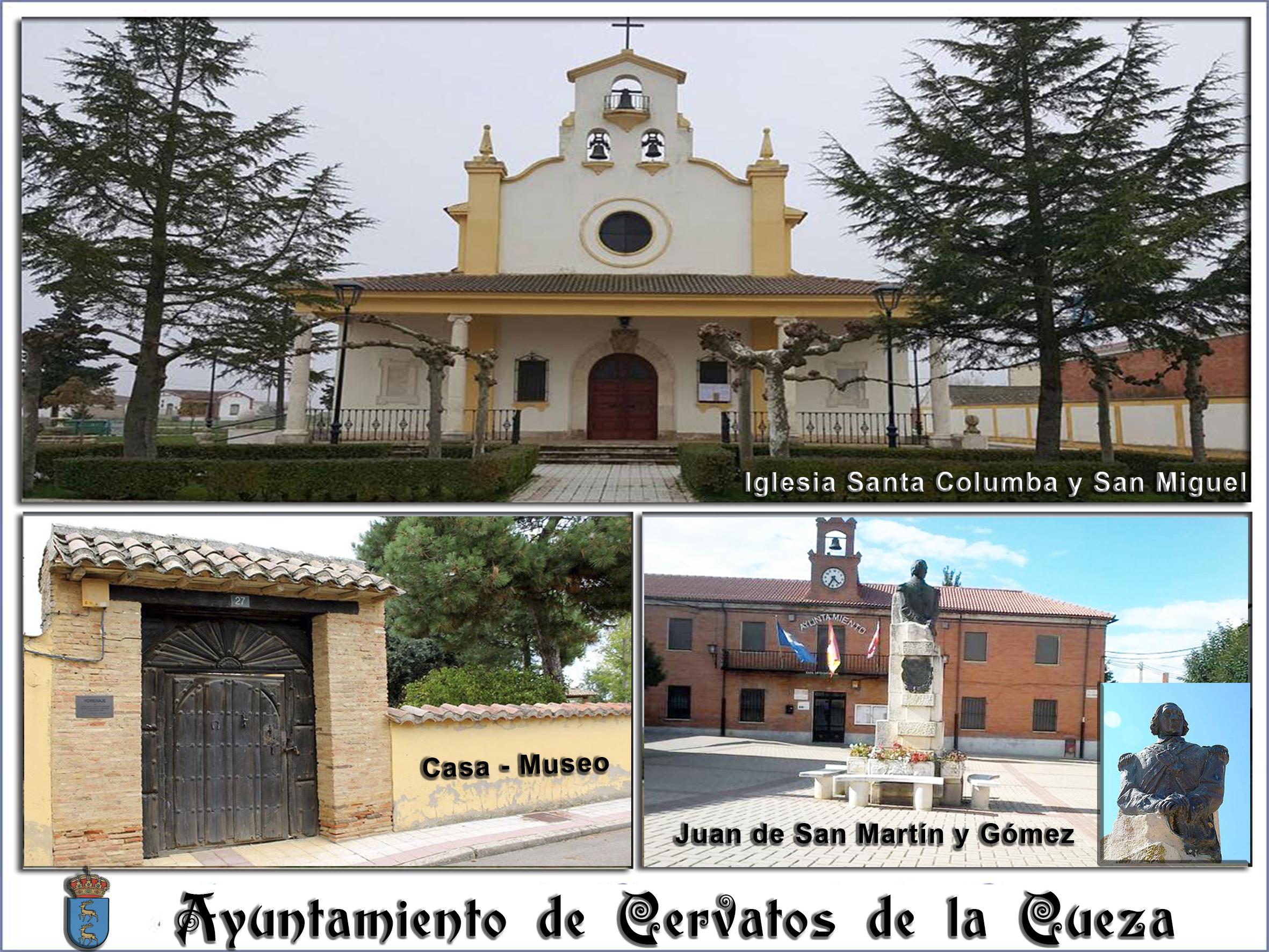 Casa Museo General San Martin Cervatos De La Cueza