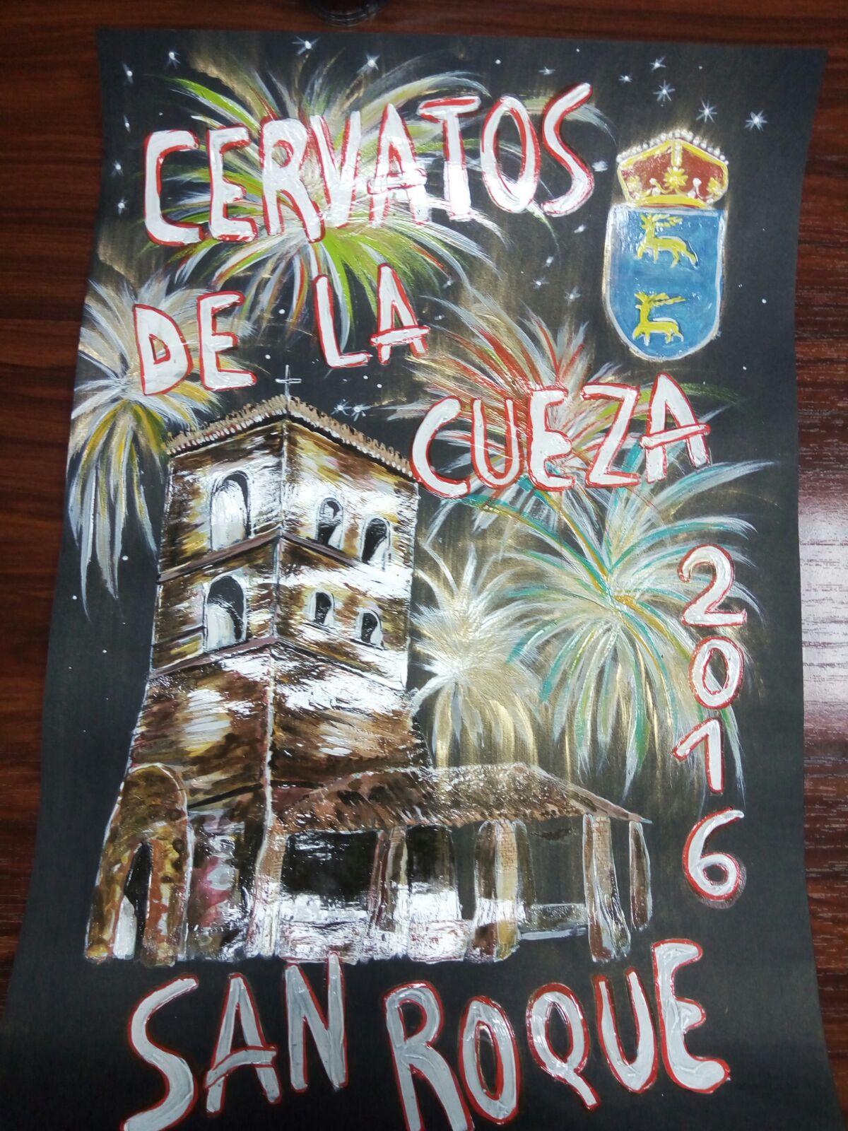 1. Primera publicación fiestas Patronales «San Roque 2016»
