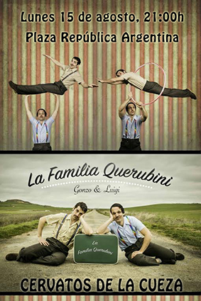 CARTEL FAMILIA QUERUBINI