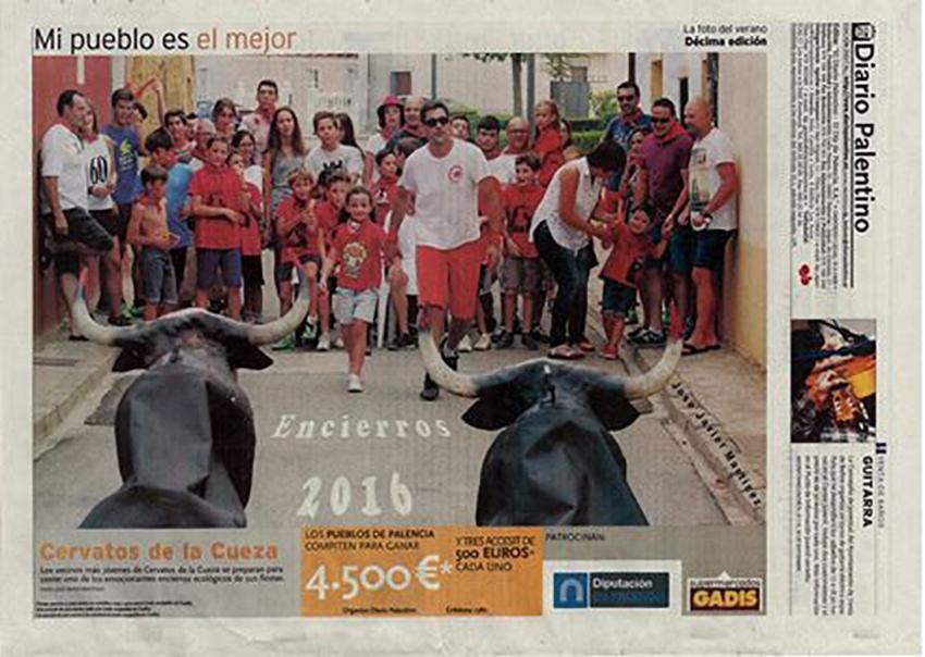 Concurso «Mi pueblo es el Mejor 2016»