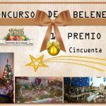 Premio 2º concurso de Belenes 2016