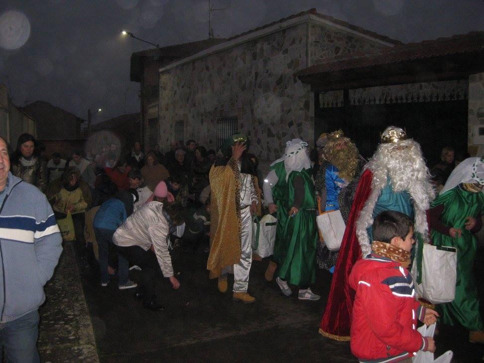 Cabalgata de los Reyes Magos 2017