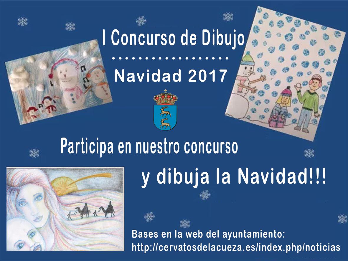 Concurso dibujos navide os 2017 cervatos de la cueza - Concurso de dibujo 2017 ...
