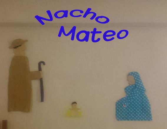 Decoracion teatro, Nacho Mateo Conde