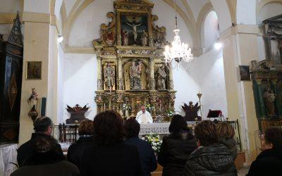 Semana Santa 2018, Domingo de Pascua en Calzadilla de la Cueza.