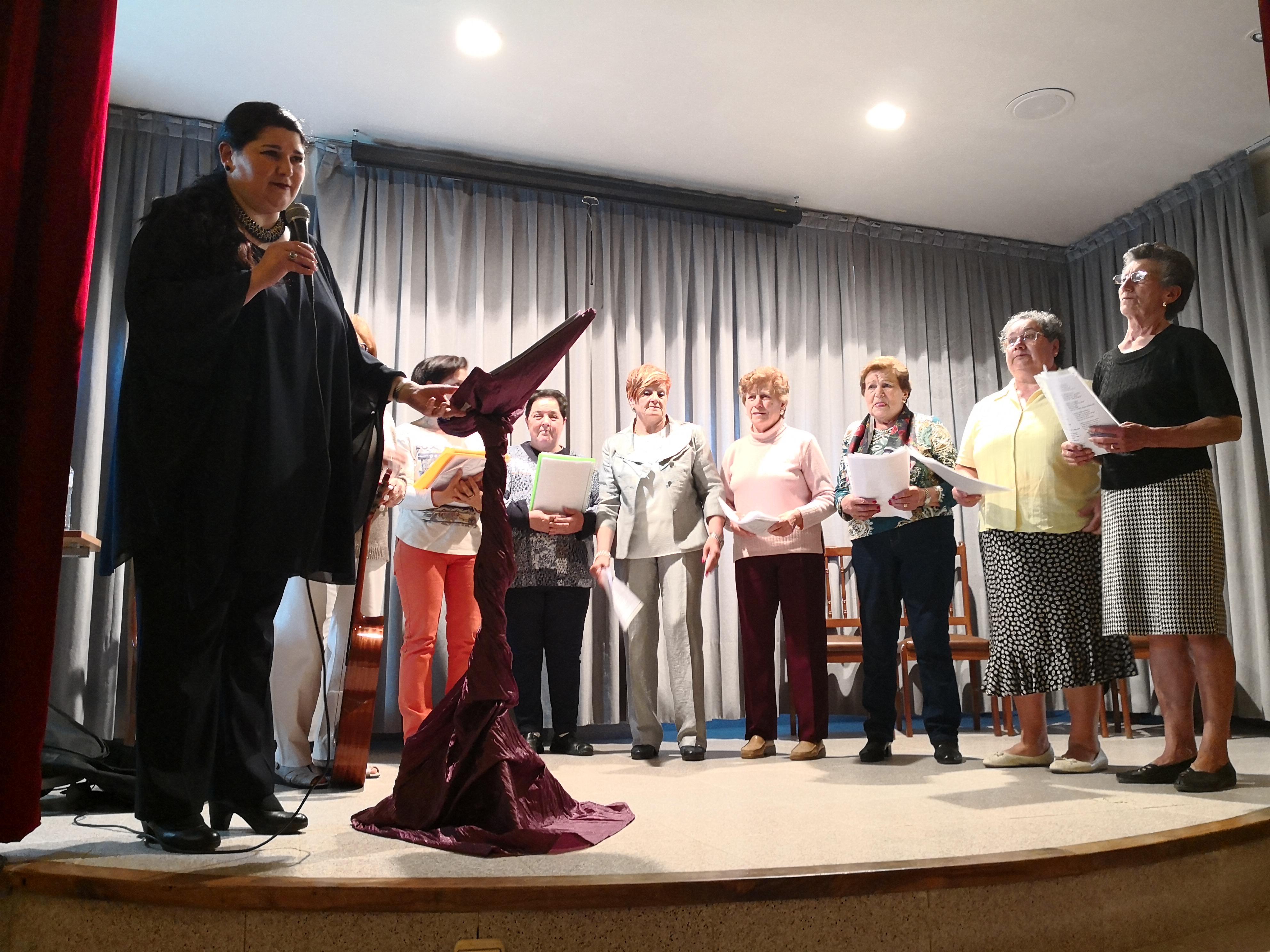 Concierto Coro Parroquial y pelicula. (Semana Cultural 2018)